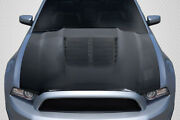 Carbon Creations Gt500 V2 Hood For 13-14 Ford Mustang 10-14 Mustang Gt500