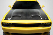 Carbon Creations Redeye Look Hood For 08-20 Dodge Challenger