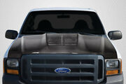 Carbon Creations Gt500 V2 Hood For 99-07 Ford Super Duty F250 F350 F450 F550