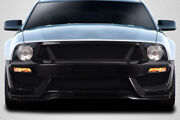 Carbon Creations Gt350 Look Front Bumper For 05-09 Ford Mustang