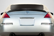 Carbon Creations Bz Rear Wing Spoiler For 03-08 350z Z33 2dr Coupe