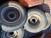 Chaparral Truck Tires, Used