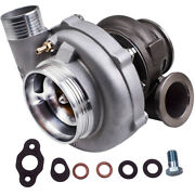 Gt3076 Gt3076r Gt30 690hp+ .82 A/r 81 Trim Turbine Turbo Charger Water +oil