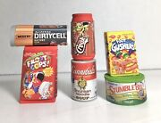 2012 Topps Wacky Packages Eraser + Stickers Lot Of 6 - Froot Oops- Foot Gushers