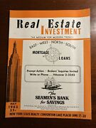 Real Estate Investment May 1962 Modern Trends New York City Nyc Magazine