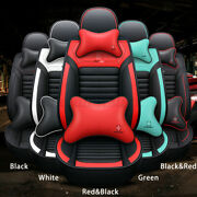Universal Luxury 5-seats Car Seat Cover Frontandrear Suv Cushion Full