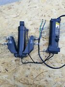 1993 Force Outboard 50hp Power Trim 819177a3 Two Wires Green And Blue