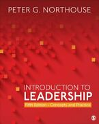 Introduction To Leadership Concepts And Practice By Peter G Northouse Used