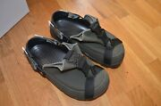 Crocs X Beams Exclusive Japanese Collaboration Olive Green M9w11