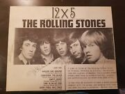 Rolling Stones Autographs From June 1964 Post Chess Sessions Visit Employee