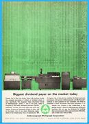 1963 Addressograph Multigraph Cleveland Stock Page Computer Data Processing Ad