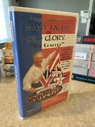 Vane Scott Many Faces Of Old Glory 1998 Vhs Rare Oop Pbs Tuscarawas Philharmonic