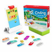 Osmo Coding Starter Kit For Ipad - 3 Educational Learning Games Ages 5-10+ [ln]™