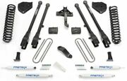 Fabtech K2219 6 4 Link System W/ Performance Shocks For Ford F250/f350 4wd
