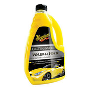 Meguiarand39s Ultimate Wash Andamp Wax - 1.4-liters G17748