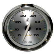 Faria Kronos 4 Tachometer - 7000 Rpm Gas - All Outboards 39005