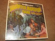 The Haunted Mansion Lakeside Board Game Vintage 1970and039s Disney 1975 Sealed Price
