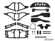 Satv Conversion Kit W/ Rhino Axles For Rzr Trail 900 To Trail S 900 - Red