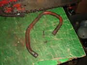 Vintage Lombard Chainsaw Front Handle And Screws 1940s - 1950s