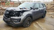 Driver Front Door Base With Police Package Fits 16-17 Explorer 1811002