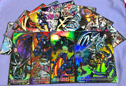 Yu-gi-oh Bandai 1999 Duel Scene Collection 2 Complete Set - 12 Cards Mint