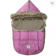7 Am Enfant Le Sac Igloo 500 Stoller Cover. Pink Size M 6-18 Mths New In Package