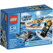 Lego City 60011 Surfer Rescue Brand New Sealed