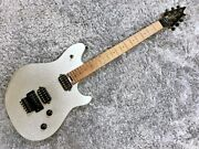 Evh Wolfgang Wg Standard Silver Sparkle Electric Guitar From Japan