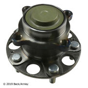 Beck Arnley 051-6447 Hub And Bearing Assembly For 13-20 Acura Honda Accord Tlx