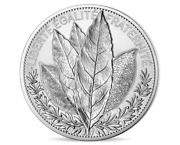 2021 France Andeuro 100 Euro Silver Uncirculated Unc Coin Nature Of France The Laurel