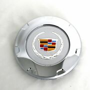 Color Crest Escalade Replacement Wheel Center Hub Cap 7 7/8 For 22 9598677 New