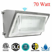 20pack 70w Led Wall Pack Light Commercial Outdoor Porch Security Light For Patio