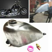 Motorcycle Petrol Gas Fuel Tank For Yamaha Virago Xv250 With Oil Cap
