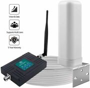 3g 4g Lte 850/1700/1900mhz Cell Phone Signal Booster Band 5/4/2 For Data Voice