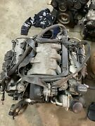 Mercedes S-class W220 S350 S370 M112 V6 177hp Complete Engine Om M112 Warranty
