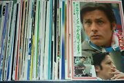 Huge Lot Of 139 Alain Delon 1960s/1970s/1980s Vintage Japan Picture Clippings