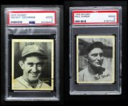 1936 Goudey Black And White Almost Complete Set 2.5 - Gd+
