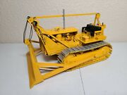 Cat D8 Dozer With Letourneau Cable Blade And Winch - Sherwood Models 125 Scale