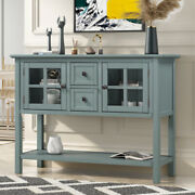 Entryway Buffet Table Console Table W/ Drawers And Cabinets Sideboards Sofa Table