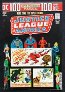 Dc 100 Page Super Spectacular 1974 33 Justice League Of America 110 Vf+ Dc-33