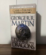 George R. R. Martin A Dance With Dragons Trade Paperback Very Good Quality