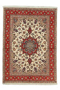 Hand-made 4and0399 X 7and0390 Hand-knotted Bijar Wool Area Rug Hand-knotted Wool 5x8 ...