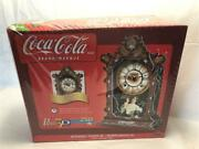 Wrebbit Puzz 3d Coca Cola Coke Real Working Clock 250 Piece Puzzle New Sealed