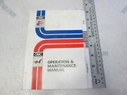 Evinrude Outboard Operation And Maintenance Manual 60 Degree 90 115 Hp 1995 021302