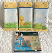 Lot Of 3 New Little Suzy's Zoo Wallpaper Border + Prepasted Wallies Cutout Decor