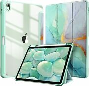 For Ipad Air 4th Ge 2020 10.9 Inch Tpu Slim Transparent Clear Hard Back Cover