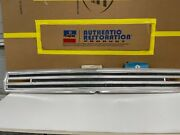 Mopar 66 Plymouth Satellite Or Belvedere Tail Panel And Grill