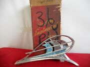 1936 Plymouth Hood Ornament Nos In The Box
