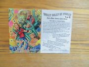 2002 Mars Attacks Philly Non-sports Card Show Promo 1 Of 2 Signed Jay Lynch