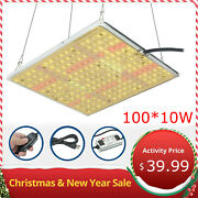 Led Grow Light 20 Pack 1000w - Upgraded Spectrum High Yielding Plant Grow Lamp